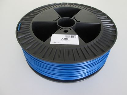 Picture of ABS plastic 2,1kg 3mm - blue