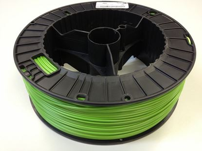 Picture of ABS plastic 2,1kg 3mm - green