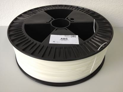 Picture of ABS plastic 2,1kg 1,75mm - naturel