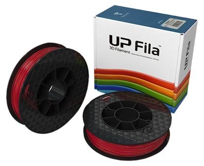 Picture of UP Fila ABS+ Plastic Filament, Rood 2 x 500 g Rol (2 stuks)